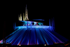 Space Mountain Walt Disney World Copy